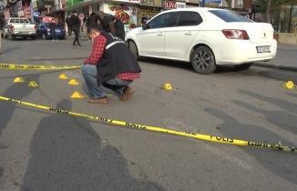 Kahramanmaraş'ta sıcak saatler! Büyükşehir Belediyesi önünde silahlı kavga