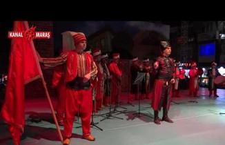 Kahramanmaraş'ta 12 Şubat Kurtuluş bayramı etkinliklerine yoğun ilgi!