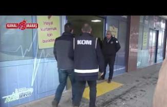 Kahramanmaraş'ta 19 kişiye FETÖ gözaltısı!