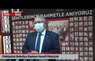 Kahramanmaraş'ta AA fotoğraflarıyla '15 Temmuz' sergisi açıldı