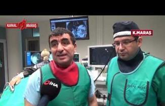 Kahramanmaraş'ta bu hastanede ERCP ve cerrahi işlem aynı anda yapılıyor