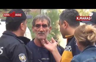 Kahramanmaraş'ta çöp kavgası: 2 yaralı