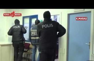 Kahramanmaraş'ta evinde gasp edilen yaşlı adamın son zanlısı yakalandı
