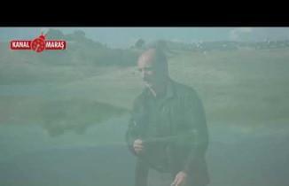 Kahramanmaraş'ta fabrika atıklarının kirlettiği baraj vatandaşları canından bezdirdi