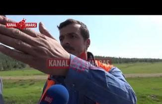 Kahramanmaraş'ta feci kaza! 2 ölü