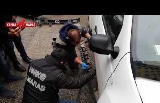 Kahramanmaraş'ta kaçakcılara göz açtırılmıyor!
