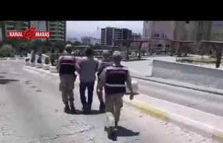 Kahramanmaraş'ta PKK operasyonu: 2 gözaltı