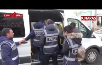 Kahramanmaraş'ta sahte polis alarmı!