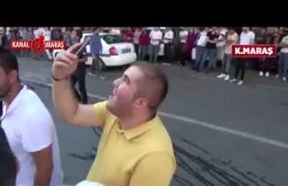 Kahramanmaraş'ta Trabzon Bulvarı'nda intihar girişimi!