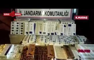 Kahramanmaraş'ta yabancı uyruklu bir kişi yakalandı! Rekor ceza...