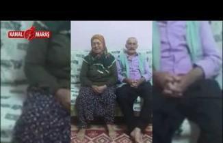 Kahramanmaraş'ta yalın ayak oy kullanan aile Cumhurbaşkanı Erdoğan'la görüşmek istiyor