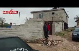 Kahramanmaraş'ta yaşlı çiftin feci ölümü!