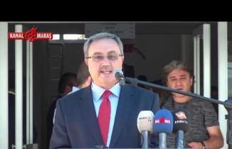 Kahramanmaraş'ta yeni eğitim öğretim yılı programı