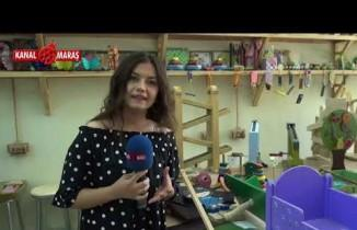 Kahramanmaraşlı kadınlar çocuklar için üretip aile bütçesine katkı sağlıyorlar