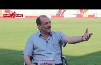 Kahramanmaraşlı Teknik Direktör Çokkeser'le özel röportaj