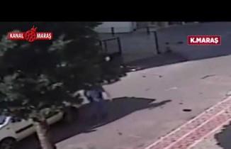 Kahramanmaraş'ta bisikletli çocuğa araç çarptı