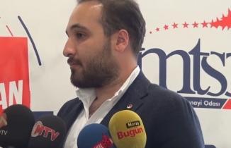 Kahramanmaraş Genç Girişimciler Kurulu Başkanı Aykut Balcıoğlu