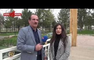Kanal Maraş Ceyhan nehrinin doğduğu yerde!