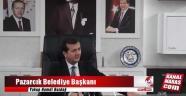 Pazarcık Belediye Başkanı Yakup Hamdi Bozdağ ile Röportaj