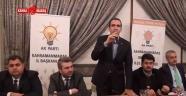 AK Parti Teşkilatı ile Basın bir araya geldi