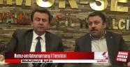 Büyükşehir Belediye Başkanı Erkoç Memur sen'i ziyaret etti