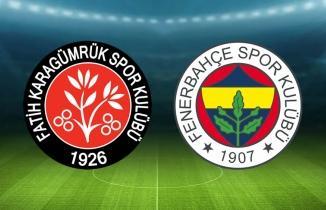 Fatih Karagümrük Fenerbahçe Maçı İzle Canlı Selçuksports Taraftarium Fener Karagümrük Canlı Maç Yayını