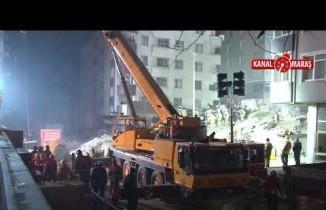 Kartal'da çöken binada 3 kişi hayatını kaybetti!