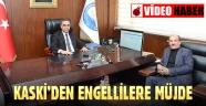 Kaski Genel Müdürü Mustafa Altunok basın açıklaması