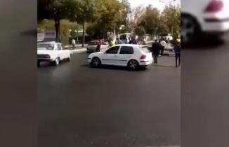 Kahramanmaraş'ta Suriyeli uyruklu şahıs polise saldırdı!