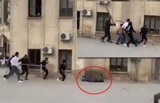 Şanlıurfa'da bıçaklı sopalı dayak: 15 kişi bir kişiye saldırdı