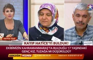 İstanbul'da 24 gündür kayıp olan kız çocuğunu Kahramanmaraş'ta gazeteci buldu!