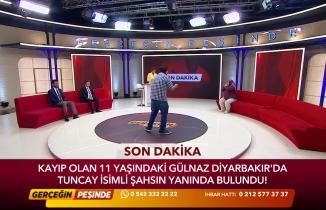 Kahramanmaraş'ta günlerdir kayıp olan Gülnaz bulundu
