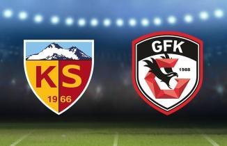 CANLI İZLE   Kayserispor Gaziantep FK