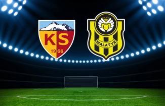 Kayserispor - Yeni Malatyaspor maçı canlı izle: beIN Sports 1 izle