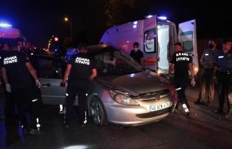 Kahramanmaraş plakalı otomobil ile minibüs araç çarpıştı: Ölü ve yaralılar var