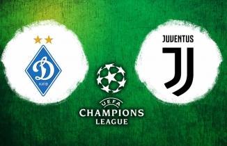 Dinamo Kiev Juventus CANLI İZLE