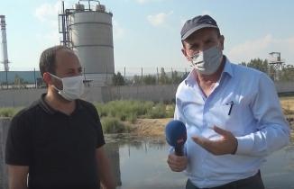 Kahramanmaraş'ta 'atık su borusu' tartışması!