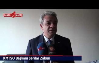 KMTSO'dan Büyükşehir, Dulkadiroğlu ve Onikişubat Belediye Başkanlarına ziyaret