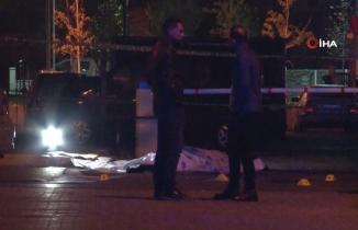 İstanbul'da eski eş kurşun yağdırdı