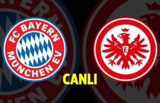Bayern Münih - Eintracht Frankfurt CANLI İZLE (Yarı Final Kupa Maçı)