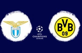 CANLI İZLE:  Lazio - Borussia Dortmund