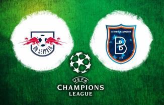RB Leipzig Başakşehir Maçı Canlı İzle!