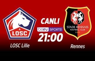 Lille Rennes maçı (CANLI İZLE)