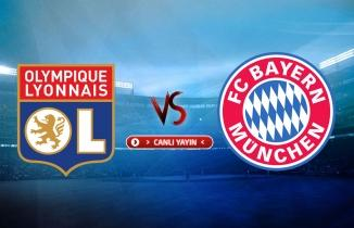 Lyon - Bayern Münih maçı (CANLI İZLE)