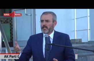 Mahir Ünal, Şehit Abdullah Tayyip Olçok Okulu'nun açılışına katıldı