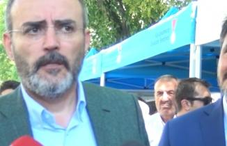 AK Partili Ünal ve Vali Özkan'dan ''çardak'' kavgası açıklaması!