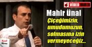 AK Parti il danışma meclis toplantısında Mahir Ünal'ın konuşması