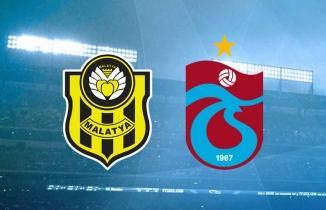 Yeni Malatyaspor Trabzonspor maçı (CANLI İZLE)