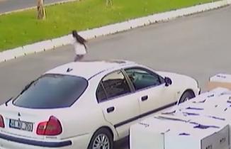 Kahramanmaraş'ta otomobilin çarptığı 8 yaşındaki çocuk havada taklalar attı!