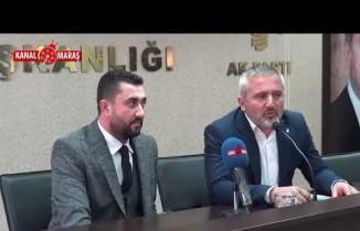 Mehmet Bayazıt, AK Parti'den Onikişubat Belediye Meclis Üyesi Aday Adayı